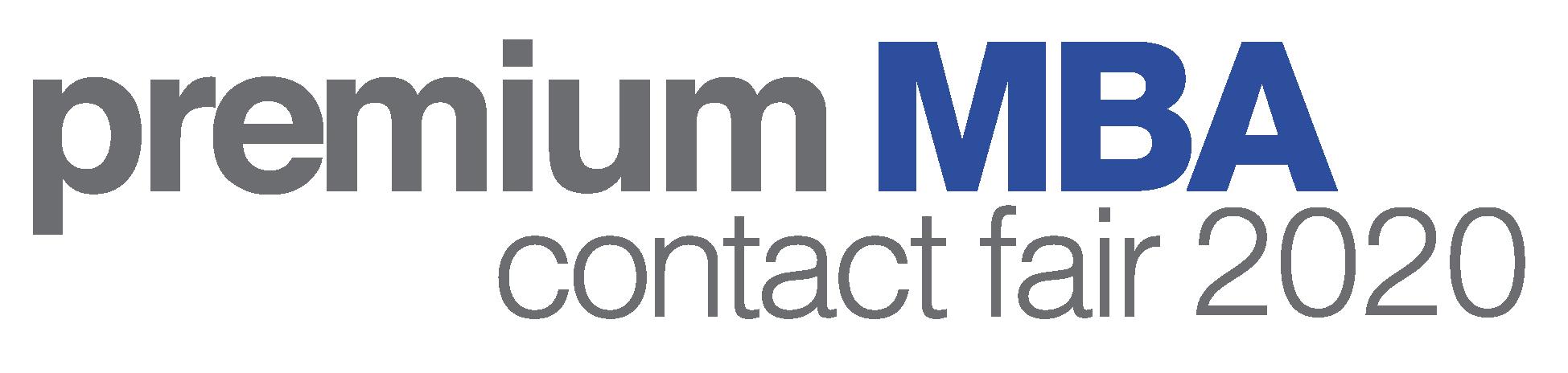 Premium MBA Contact Fair 2020